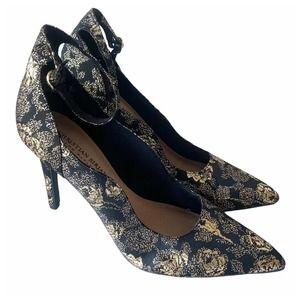 Christian Siriano Stiletto Black Heels
